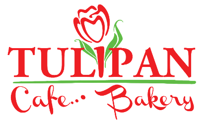 Tulipna Cafe - Bakery, Logo